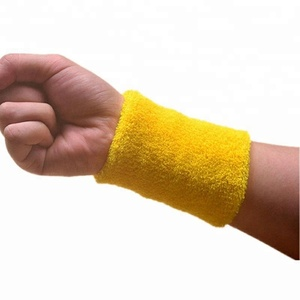 promotion terry cotton arm sweatbands
