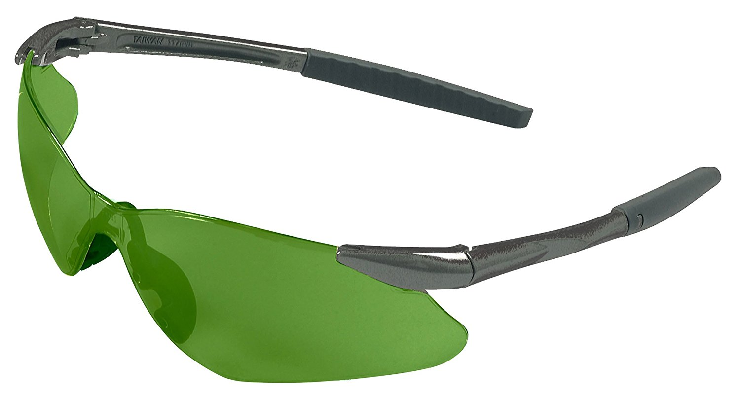 7ad69d02cf3 Get Quotations · Jackson Safety Nemesis VL Safety Glasses (20473)