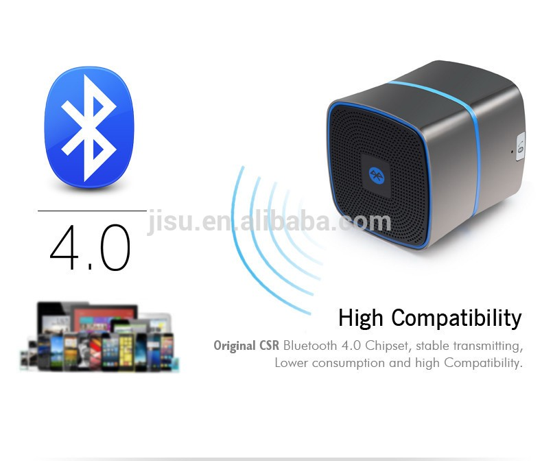 New Electronic Car Speaker Products On China Market Wireless Portable Mini Bluetooth Whole Import