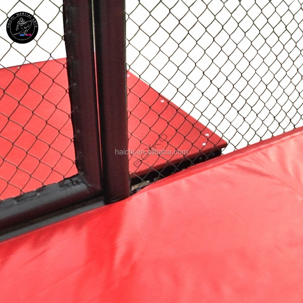 Martial Arts Equipment octagon floor mma cage In Linyi