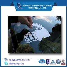 Custom Car Window Letter Cutting Sticker