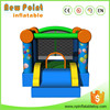 2017 New Style NewPoint Top Grade Big Inflatable Bouncy Castle with Water Slide