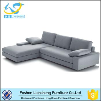 L Form Drei 3 Sitzer Stoff Ecksofa Set Für Wohnzimmer Moderne Stil