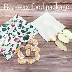Großhandelsfreigabe in Amazon-Lagerbienenwachs-Lebensmittelverpackung nach Maß