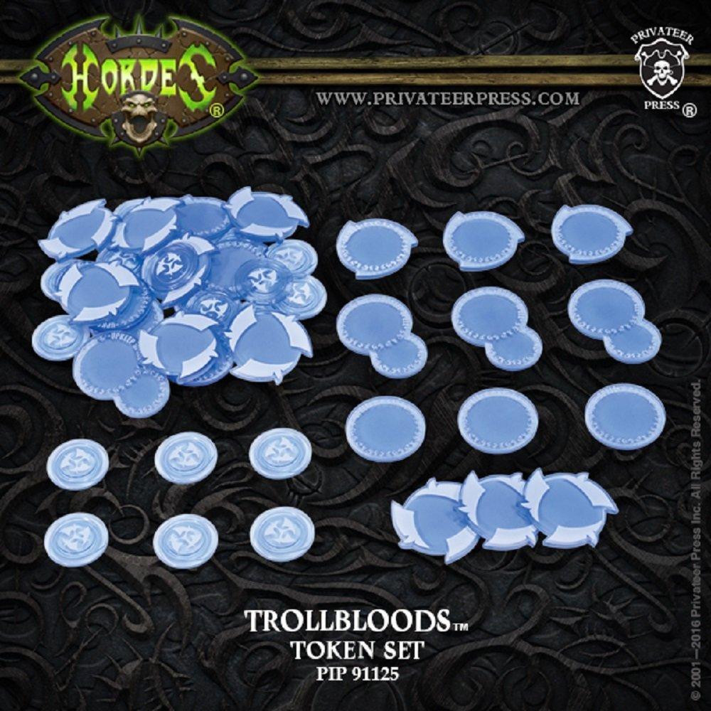 Hordes Trollbloods: Token Set Mk3