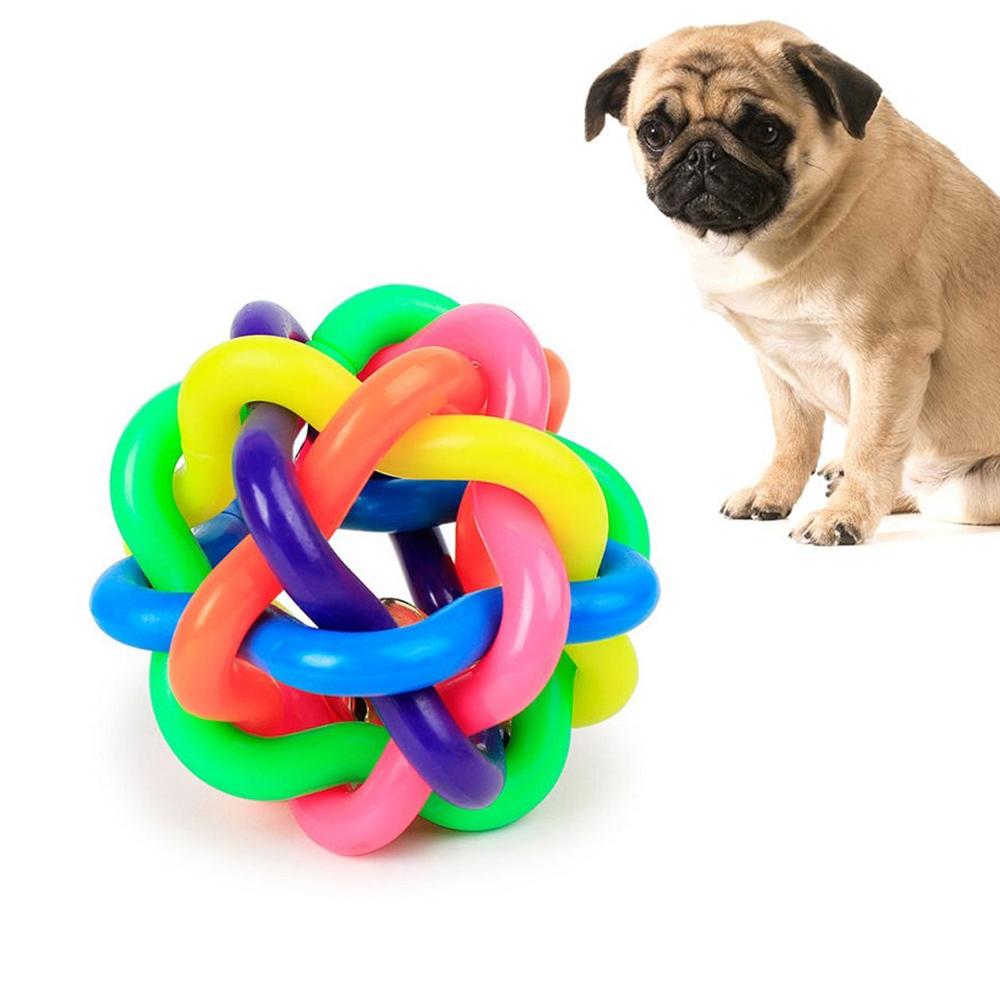 新しいプロモーション子犬ラテックスペットおもちゃ犬