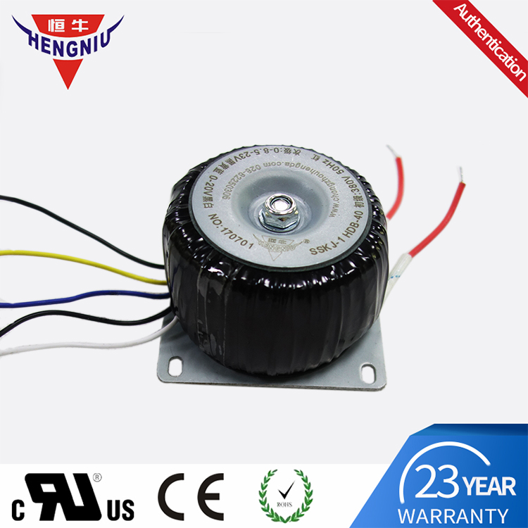 AC 380V 40W power current mini transformers supply