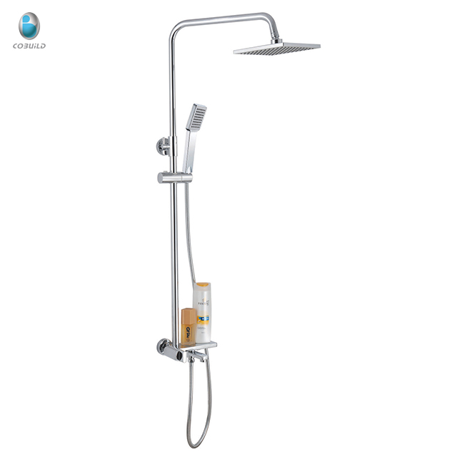 KDS-17 bathroom hand shower heater nozzle suite bathroom brass rain shower, ceramic valve shower rain, bathroom accessories