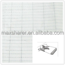 silver fiber electrical conductive fabric for bed sheets