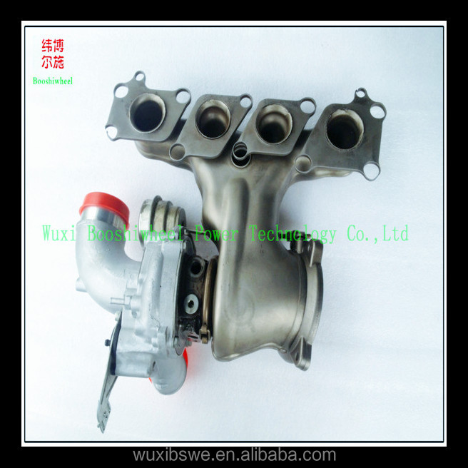 Ford Galaxy 2 3 Turbo Kit: Wuxi Factory Turbo Charger 53039880269 53039700288