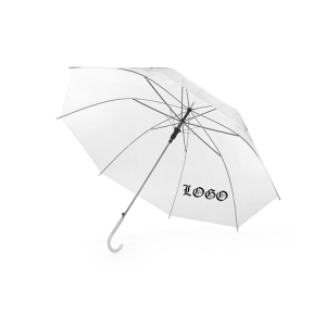 PVC Clear Cheap Umbrella Promotional Print Umbrella Transparent for Women