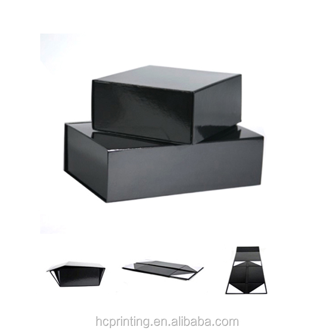 Cheap High Quality foldable paper box