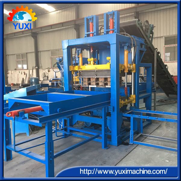 Vibrate forming cement concrete brick machine equipment for sale
