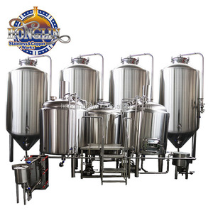 3bbl 5bbl beer system craft/draft beer brewing equipment