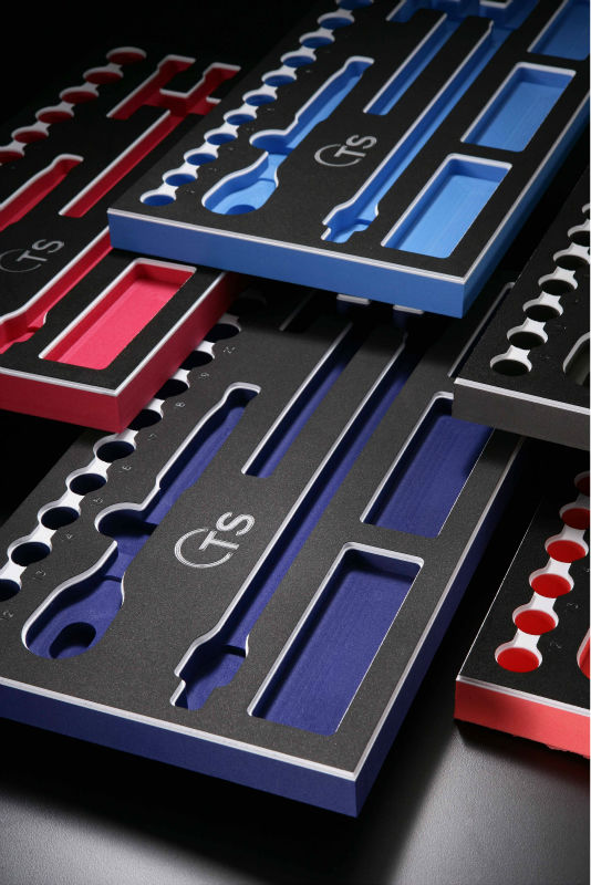 Eva foam herramienta organizadores caja de herramientas - Organizador de herramientas ...