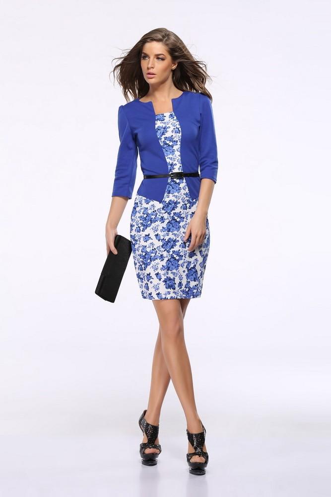 Vestidos para oficina 2019 mujer