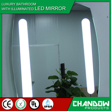 Wholesale CSJ011 Dot Lights LED Illuminated Frameless Mirror ...