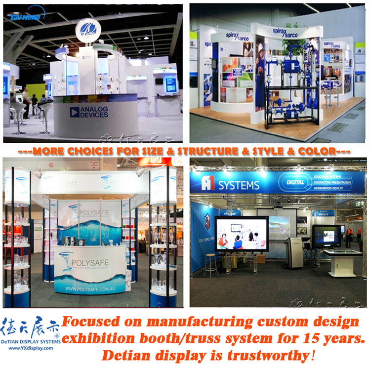 Small Exhibition Stand Sizes : 10 x 10 aluminium exhibition truss display small truss stand made