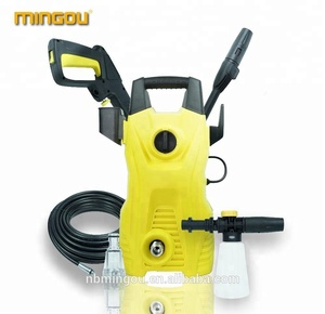 Short handle Portable Mini Electric High Pressure Washer