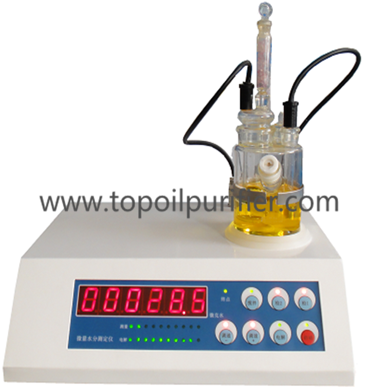 Water Content Testing Equipment Tp 6a