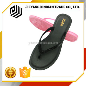 Comfortable pvc shoes 2016 lady slipper indoor slipper