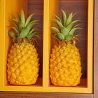 ODM & OEM Simulated Fruit Pineapple Artificial Fruit For Decoration