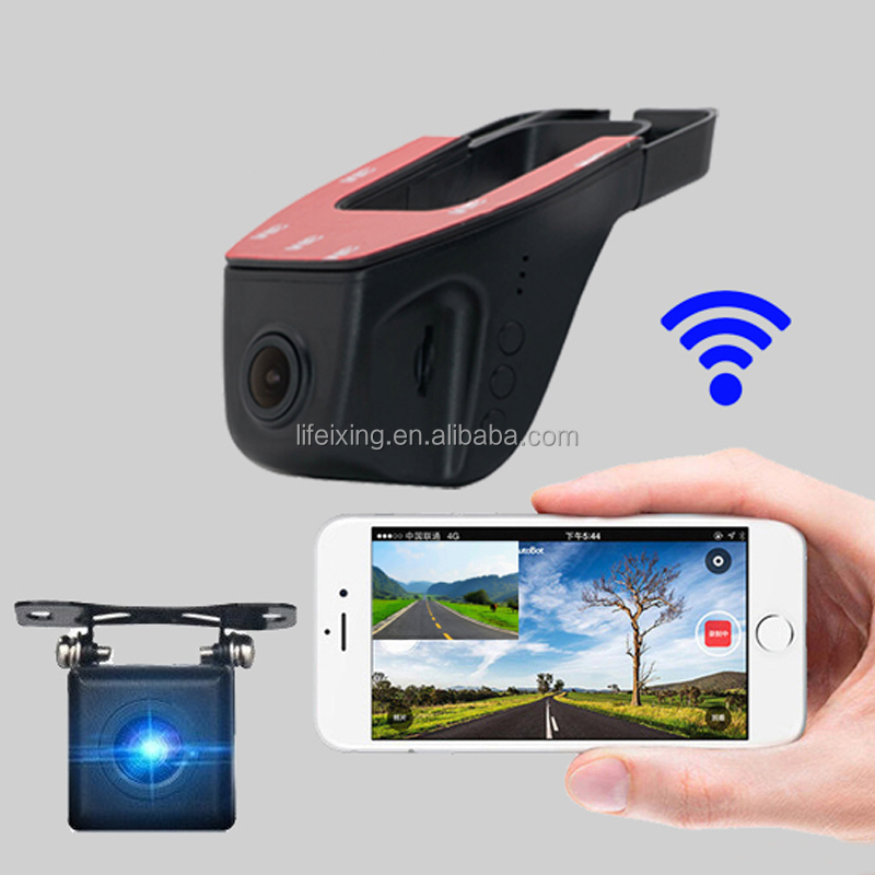 Vniversal Hidden car digital video recorder NTK96655 1080P wifi DVR