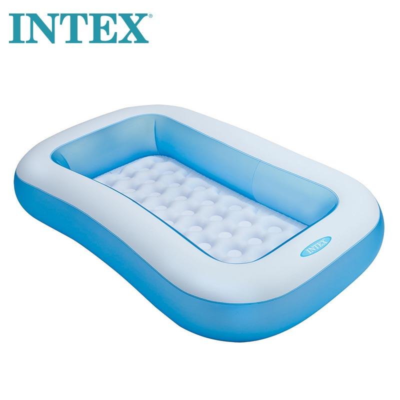 Intex 57403 rect ngulo beb piscina piscina para ni os de for Piscina plastico ninos