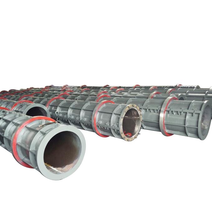 Precast Concrete Parabolic Segments For Watercourse Lining Precast