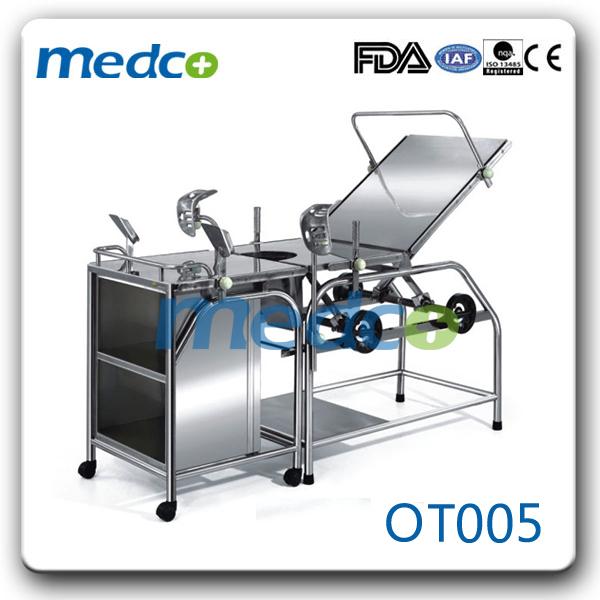 Medco Ot008 Portable Gynecological Exam Table Examination
