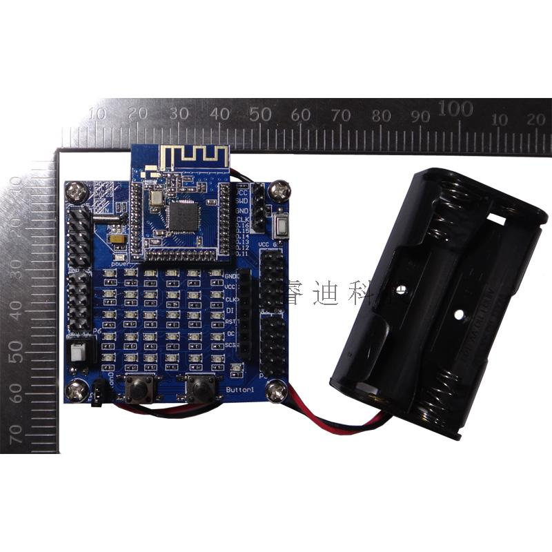 NRF51822 test board/BLE4.0 / compatible with the official NRF51822EK / Brazil
