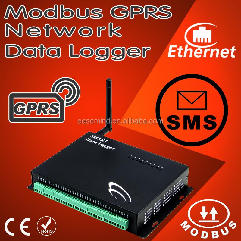 Wholesale Modbus GPRS Network Data Logger EASEMIND remote sensor ...