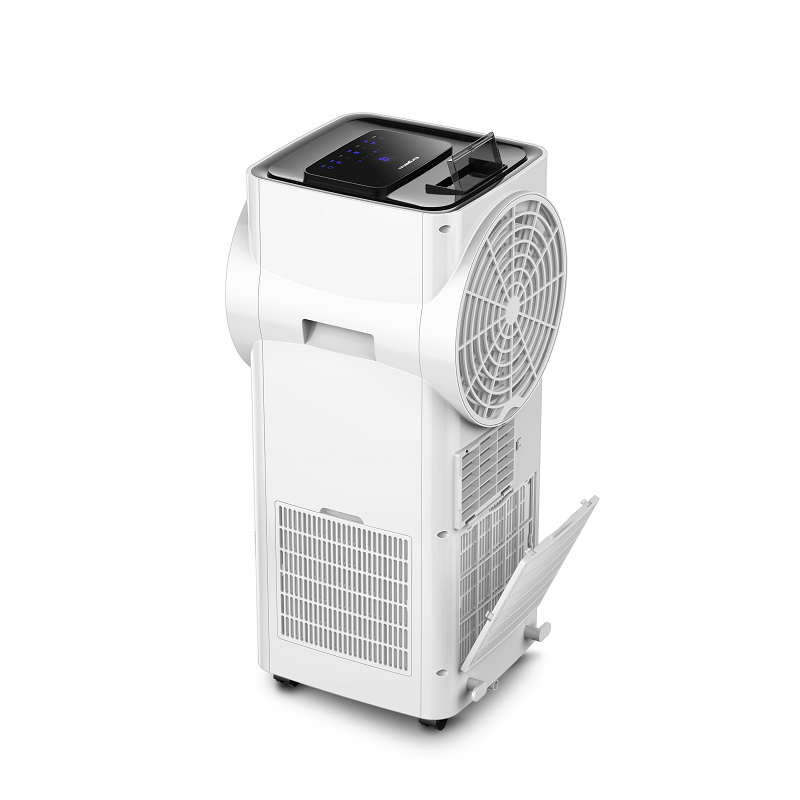 portable air conditioner with remote controller
