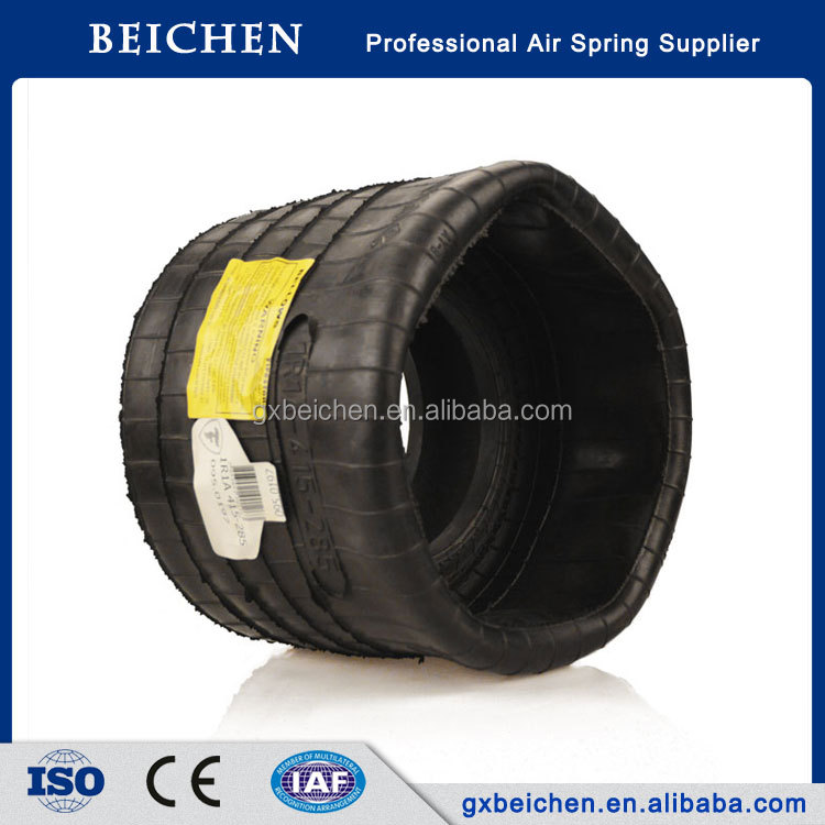 China supplier W01-095-0197 wholesale truck air suspension system rubber spring for sale