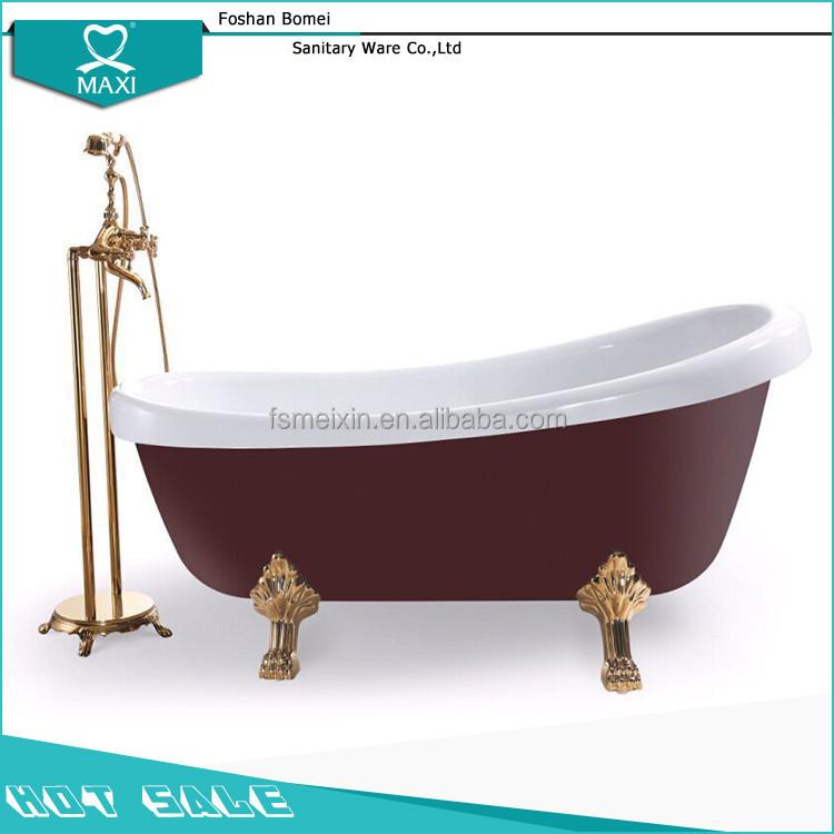 Ba-8303 Bathtub Crack Repair Clawfoot Bathtub Faucets Claw Foot Bath ...