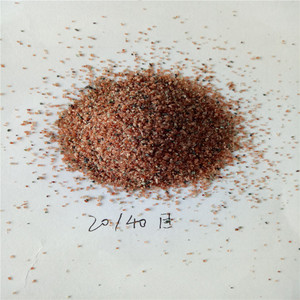 High Performance recycle Sandblasting Material Garnet Sand blasting