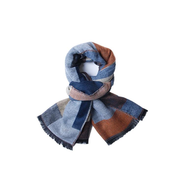 Encuentre el mejor fabricante de pañuelos de cuello tejidos a ...