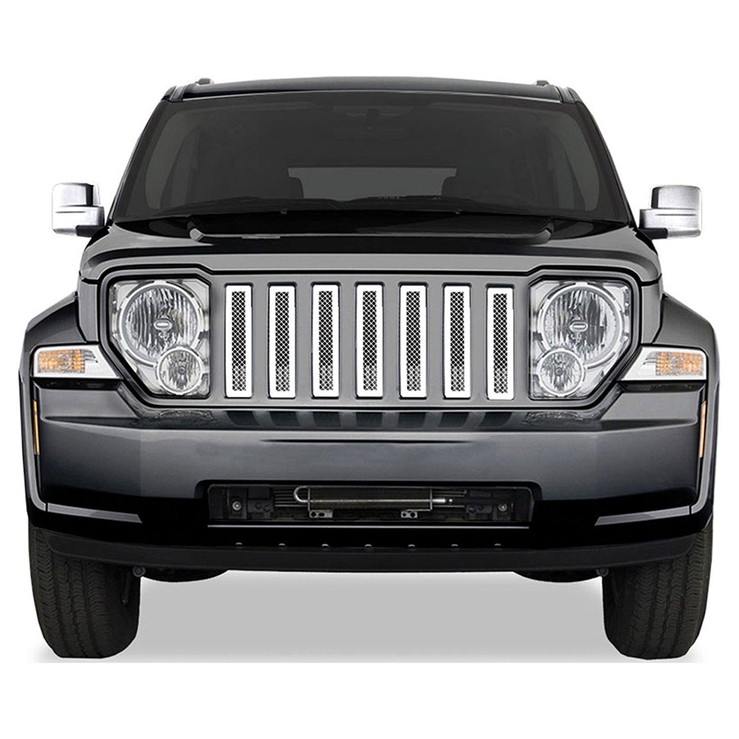 Tailgate Handle For 2008-2012 Jeep Liberty Chrome