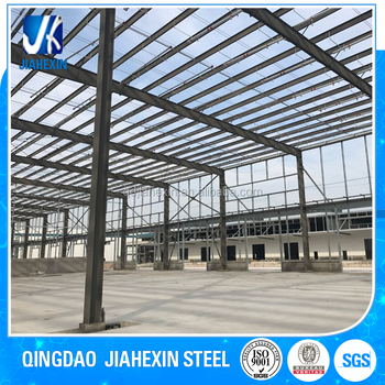 Light prefabricated steel structural roof trusses for Order roof trusses online