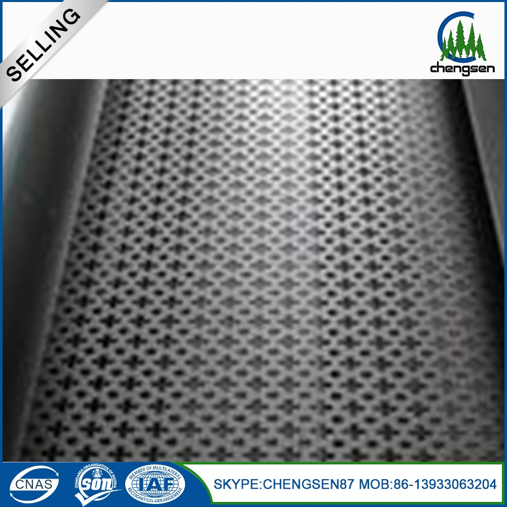Stainless steel perforated metal sheet price list
