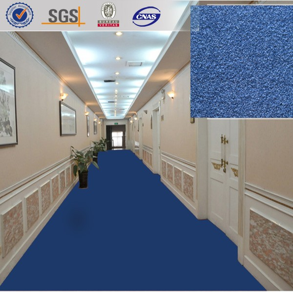 A8815 carpet for computer raised flooring, fireproof commercial carpet black pp hotel carpet with high quality