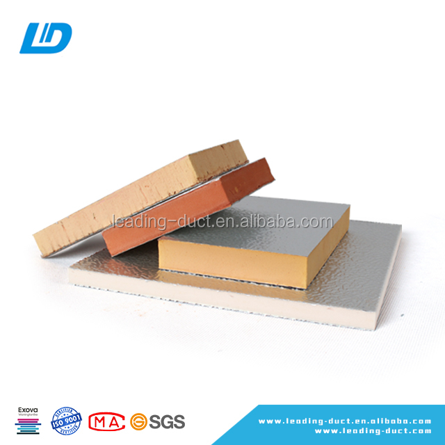 Fire Proof Phenolic Foam Insulation Board for wall insulation