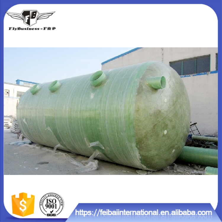 hot sale manufacturer used septic tank underground factory biogas septic tank