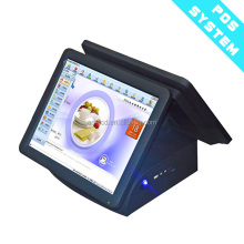 "15"" 17"" Pos Terminal/Pos System/ Epos All In One Pos Capacitive Touch Screen Pos"