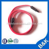brazil hot sale flex sata cable 25cm sata cable