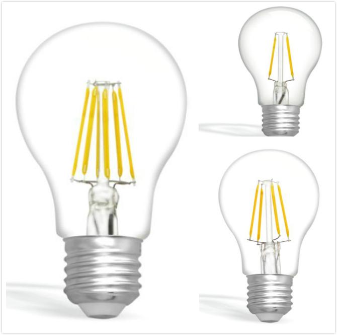 7w A60 E27 Cob Led Lamp Filament Led Bulb Color Changing Led Bulb ...