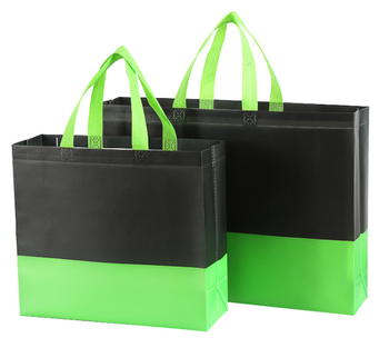 New Hot Laminated Pp Non Woven Cloth Bag, High Quality Non-Woven Polypropylene Fabric Grocery Carry Bag
