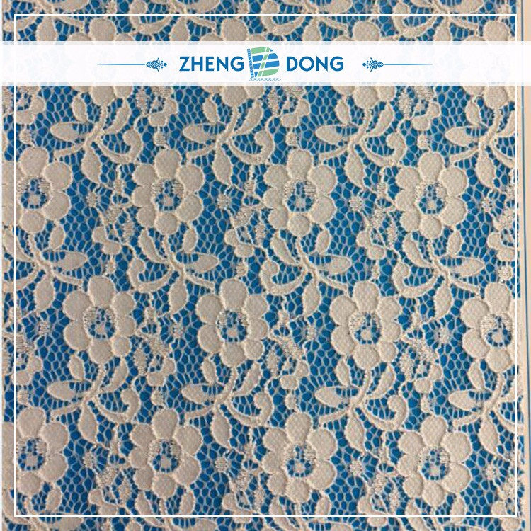 Custom Nylon Best Wide 3d Lace Fabrics Embroidery