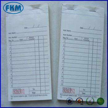 carbonless duplicate sales order money payment receipt books buy