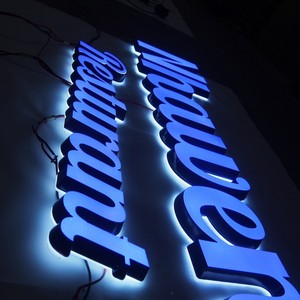 High Cost-effective outdoor programmable flexible led sign, flexible led  scrolling sign, led advertising signs